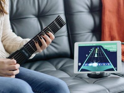 Jamstik+ Portable Smart Guitar with iPad