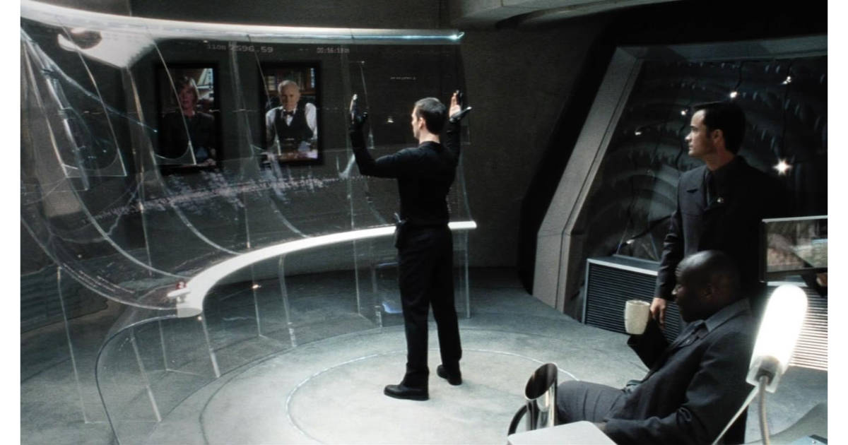 minority report film essay Minority report research papers there is a great deal of political content, both overt and implied, in the film, minority report minority report are one of the many research paper topics that paper masters provides.
