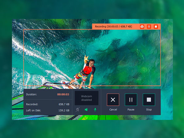 Movavi Screen Capture Pro for Mac: $16.15