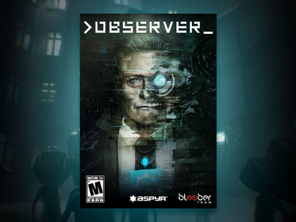 Here's a Discount on Cyberpunk Horror Game '>observer_' for Mac