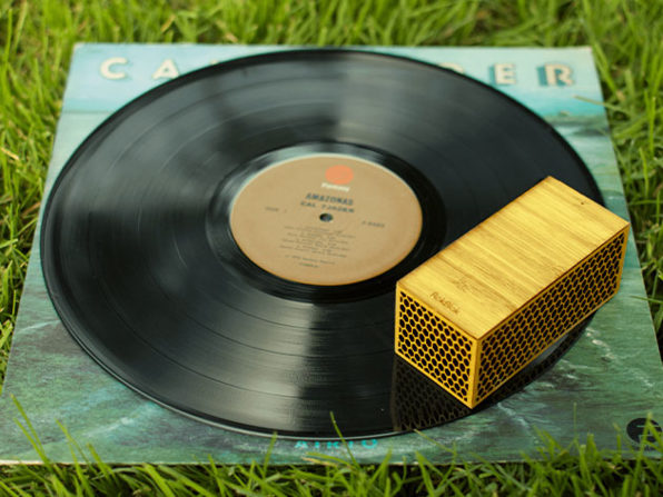 RokBlock, a 4-Inch Long Record Player: $76