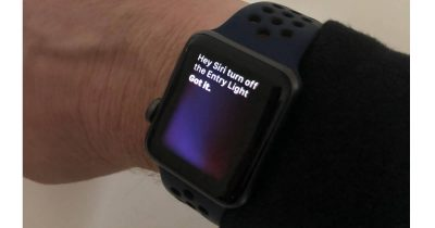 Hey Siri on Apple Watch Series 3