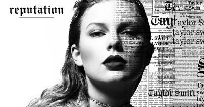 Taylor Swift's Reputation Cover