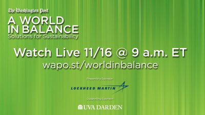 A World in Balance Promo