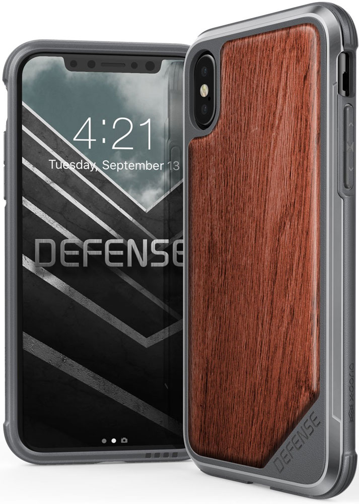 Xdoria Defense Lux for iPhone X