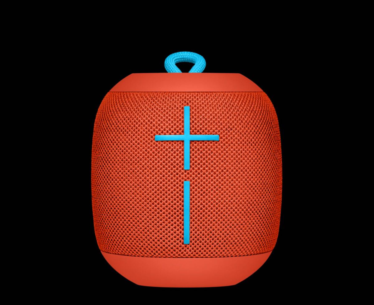 best 2017 iPhone accessories Wonderboom speaker.