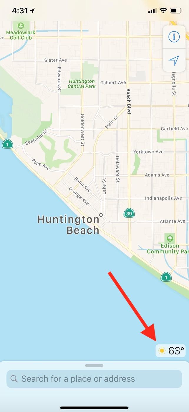 Huntington Beach Weather
