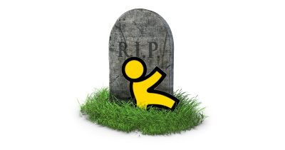 AOL Instant Messenger shut down on December 15th 2017