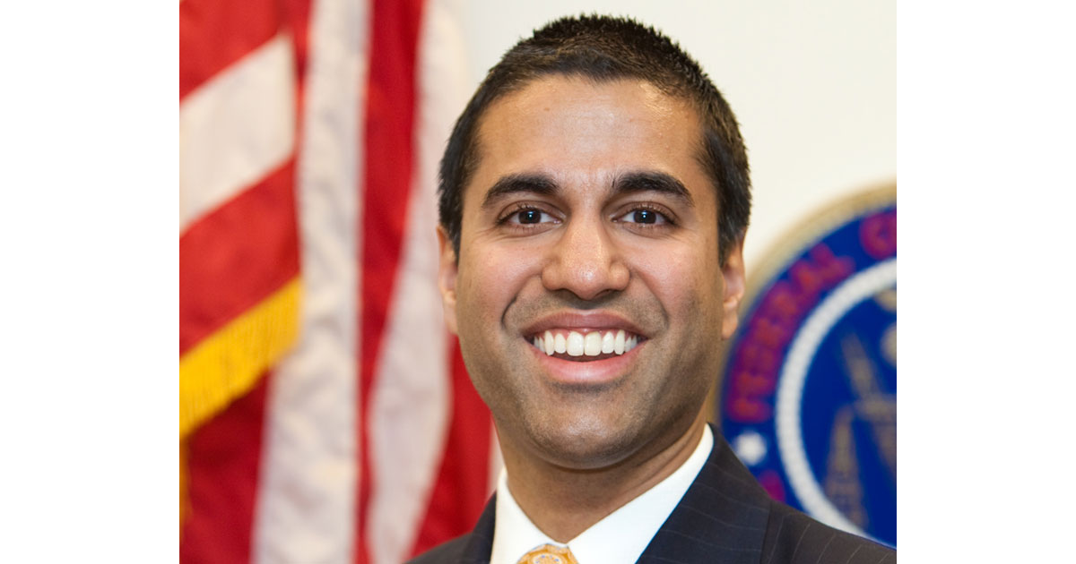 Ajit Pai, Destroyer of Net Neutrality