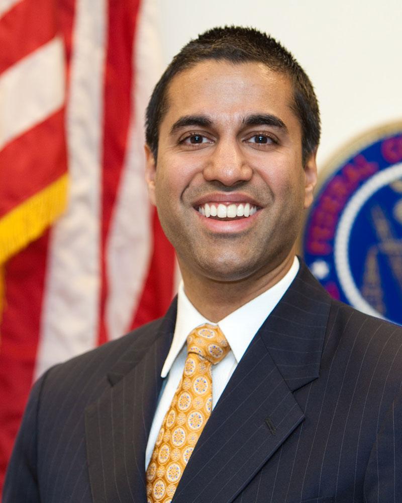 Ajit Pai, Destroyer of Net Neutrality