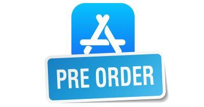 App Store Preorders