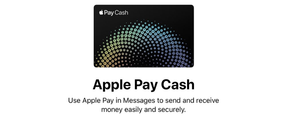 Image of Apple Pay Cash in our Apple Pay Cash PSA.