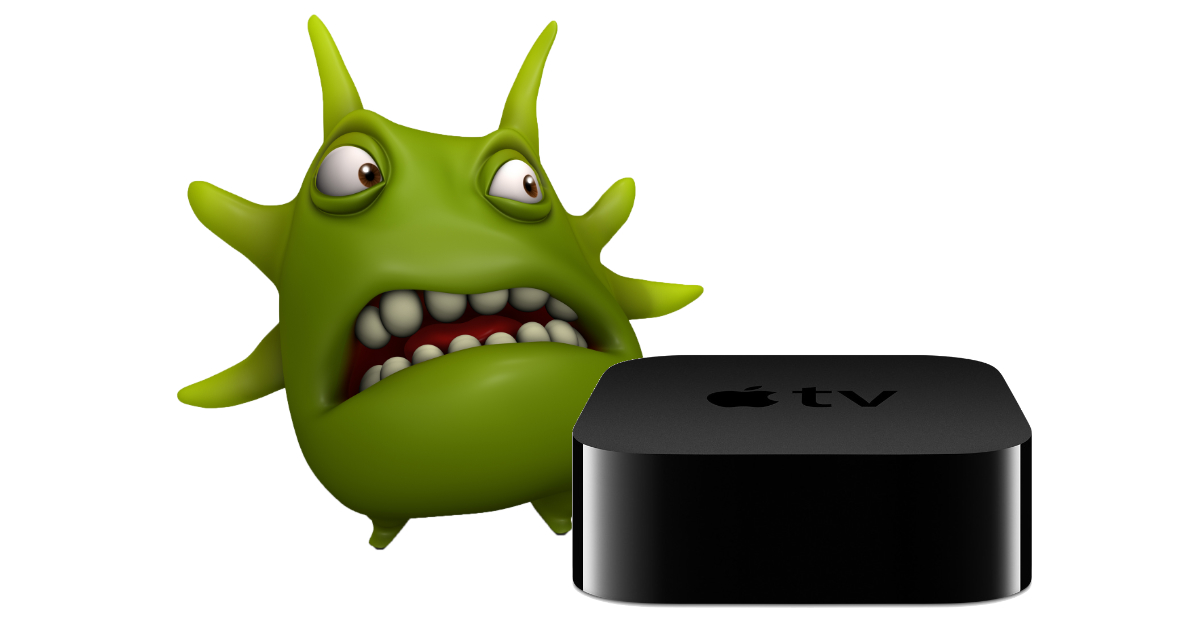 Apple TV security flaw patched