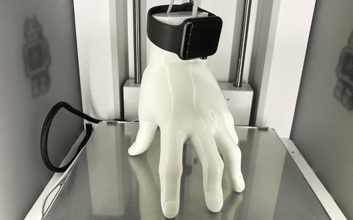 3D Print Thing Apple Watch Stand From The Addams Family