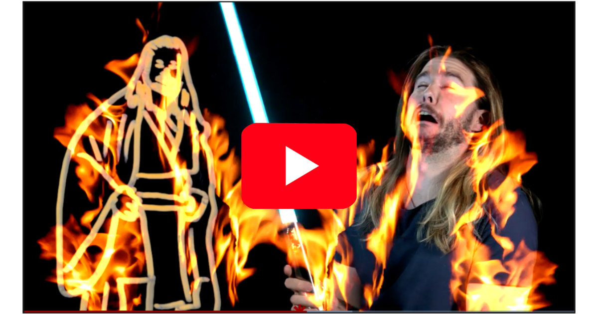 Here's What Would Happen if You Really Used a Lightsaber