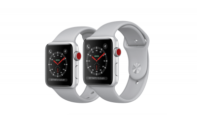 Compare Apple Watches to find the one you need. Image of Series 3 LTE.