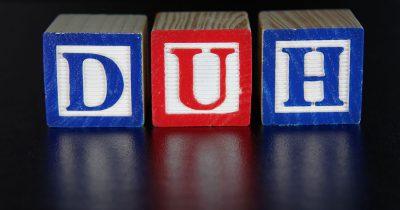 DUH in blocks