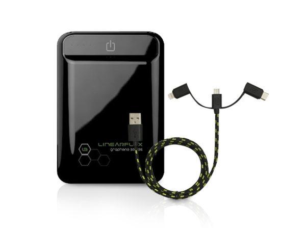 Graphene 11K Pocket HyperCharger Plus Triton Cable: $34