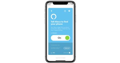 IFTTT recipe to find your iPhone using Amazon Echo and Alexa