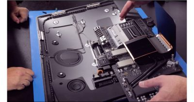 iMac Pro teardown from OWC
