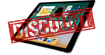 Lower cost iPad
