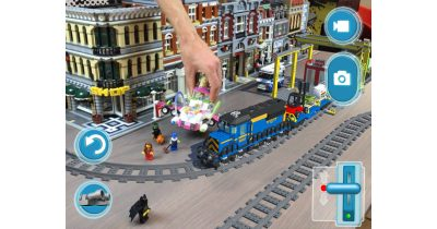 LEGO AR-Studio for iPhone and iPad