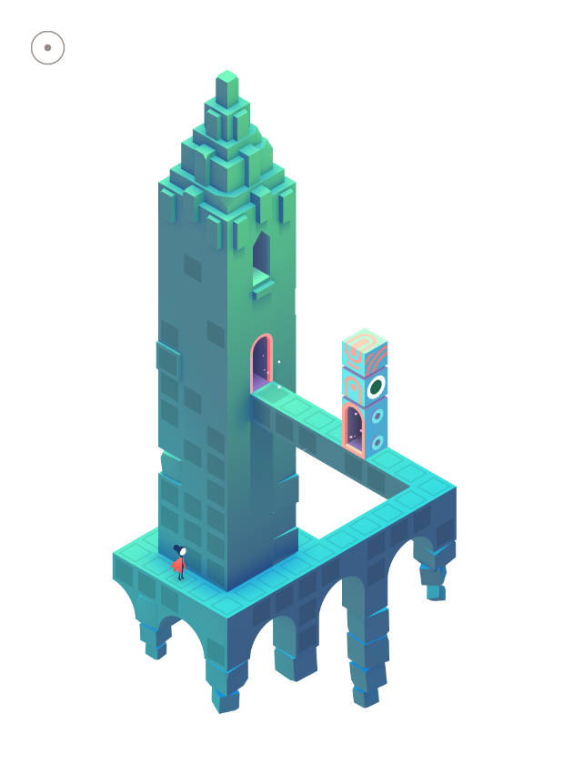 Monument Valley 2 on iPad
