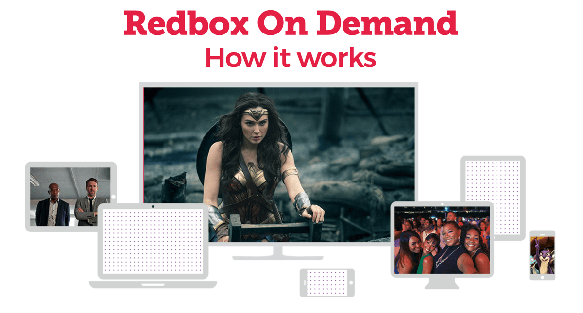 Rent or Own Movies and TV Shows With Redbox On Demand