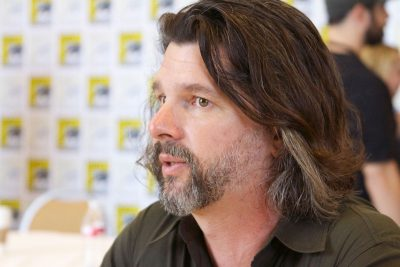 Ronald D. Moore at the San Diego Comic-Con International 2013