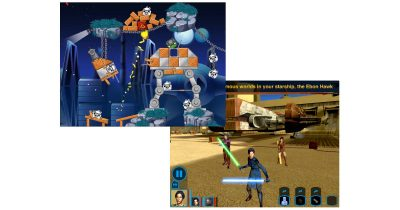 Star Wars games for iPhone and iPad