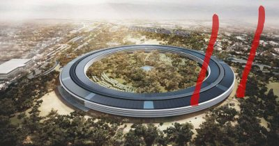 Apple planning a second new campus