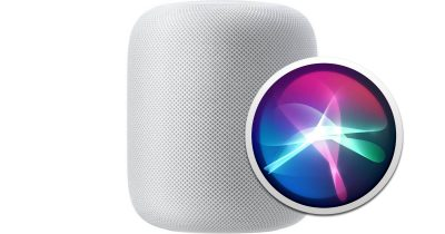 Apple HomePod with Siri