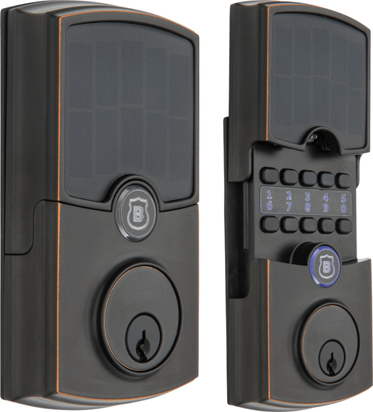 Image of ARRAY smart deadbolt.