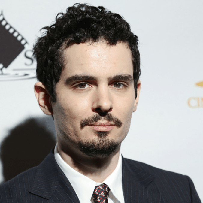 Apple TV Guide: Image of director Damien Chazelle.