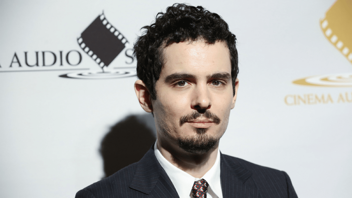 Image of director Damien Chazelle.