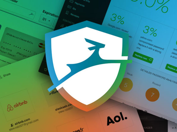 Dashlane Password Manager Premium Subscription: $17.98 with Coupon Code