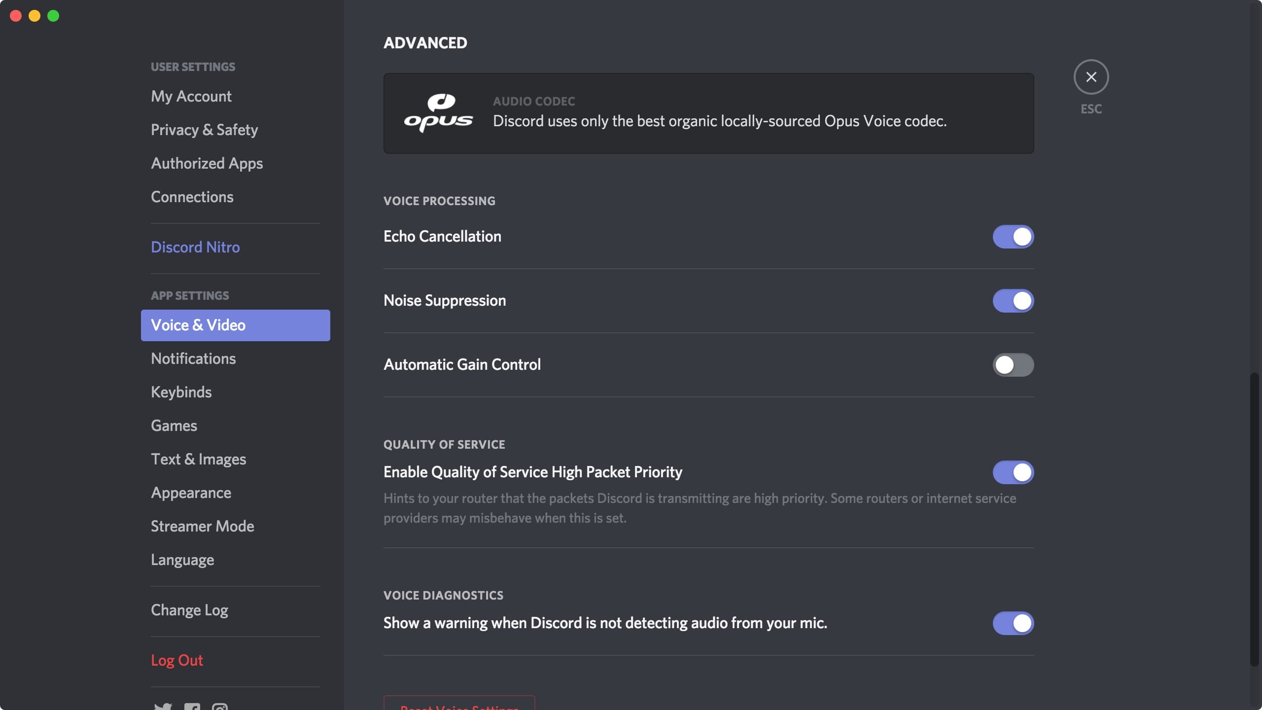 Podcasters replace skype with discord for better audio quality and discords advanced audio settings stopboris Image collections