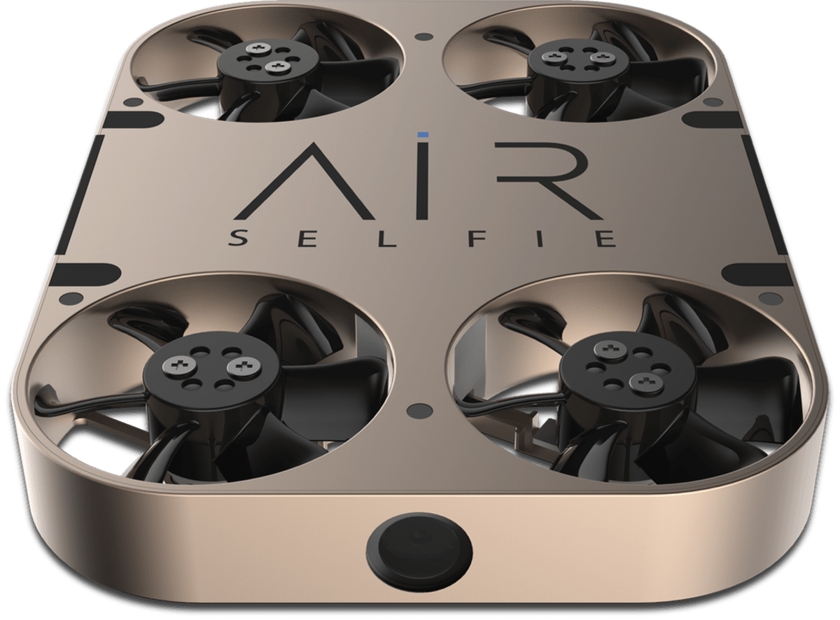 Image of drone selfie camera AirSelfie2.