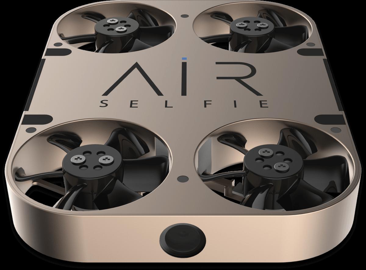Image of drone selfie camera AirSelfie2.
