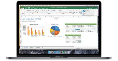 Excel for Mac