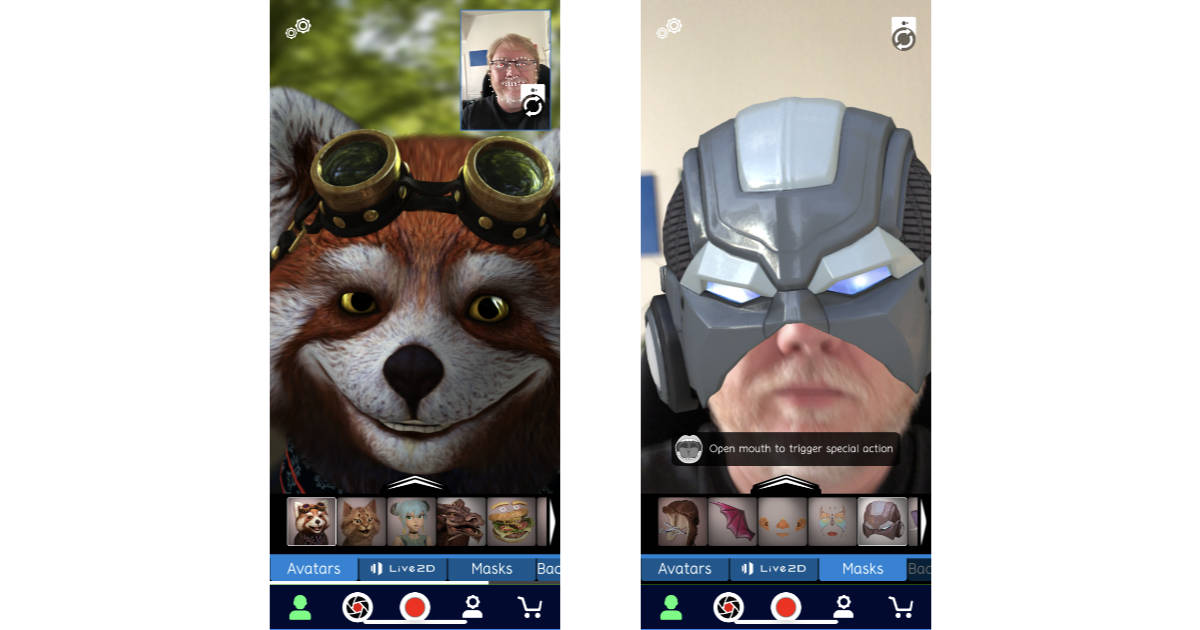 FaceRig is the Animoji You Wish Apple Made - The Mac Observer