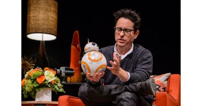J.J. Abrams photo by Neil Grabowsky