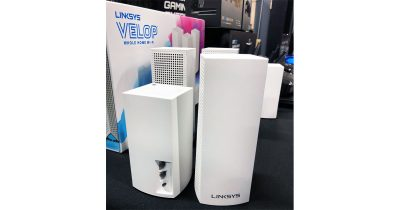 Linksys Velop Dual-Band and Tri-Band Nodes