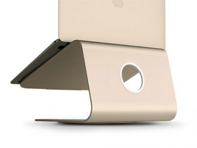 mStand360 Laptop Stand with Swivel Base