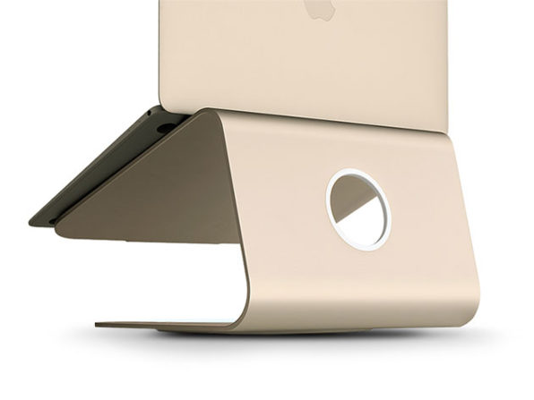 mStand360 Laptop Stand with Swivel Base: $49.99