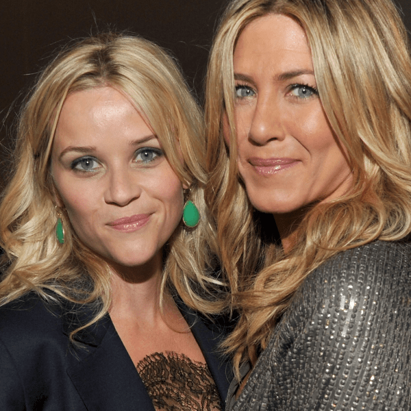 Apple TV Guide: Reece Witherspoon and Jennifer Aniston.