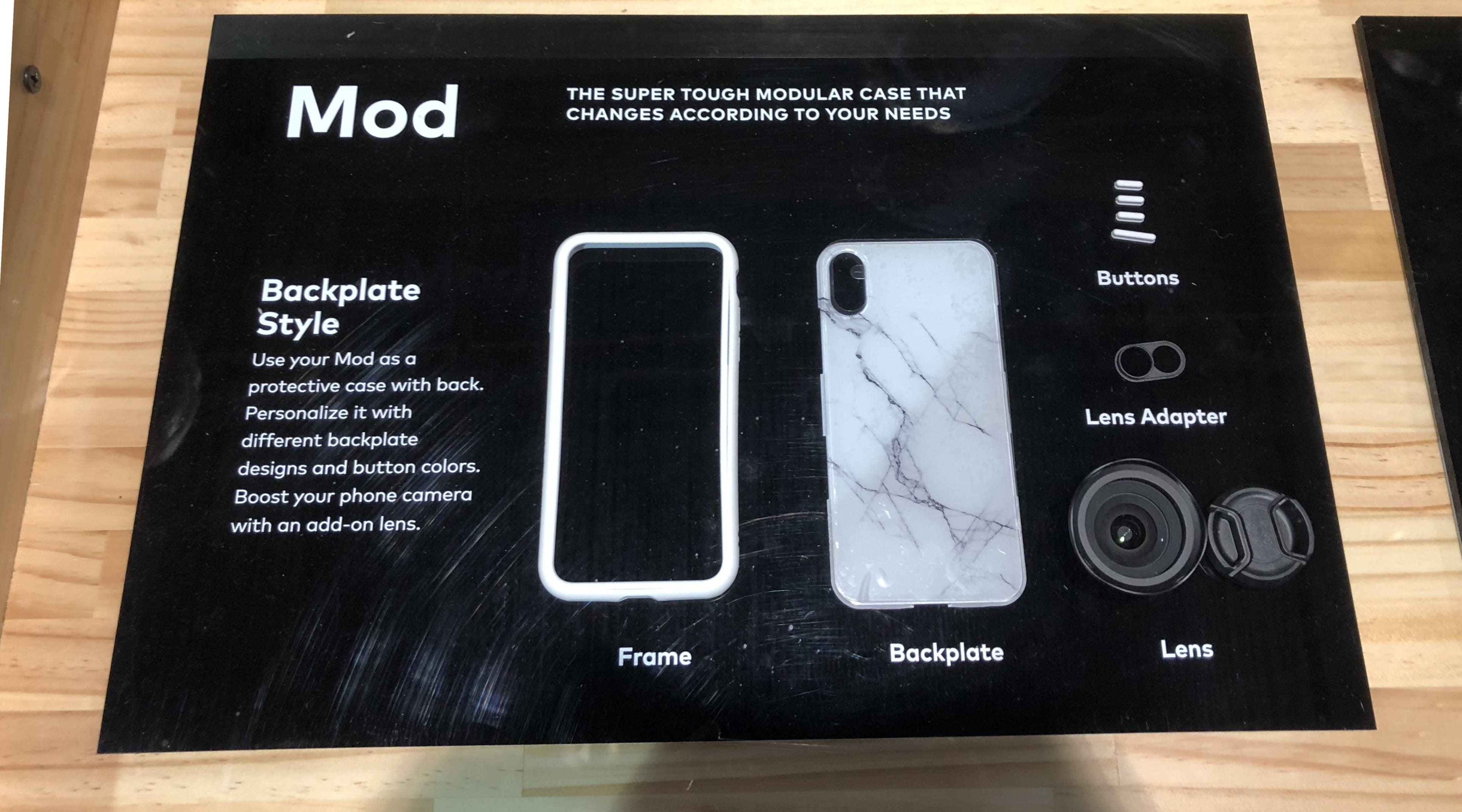 "CES – RhinoShield Shows off ""Mod"" Modular iPhone Case"