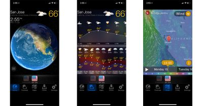Weather Now Screenshots