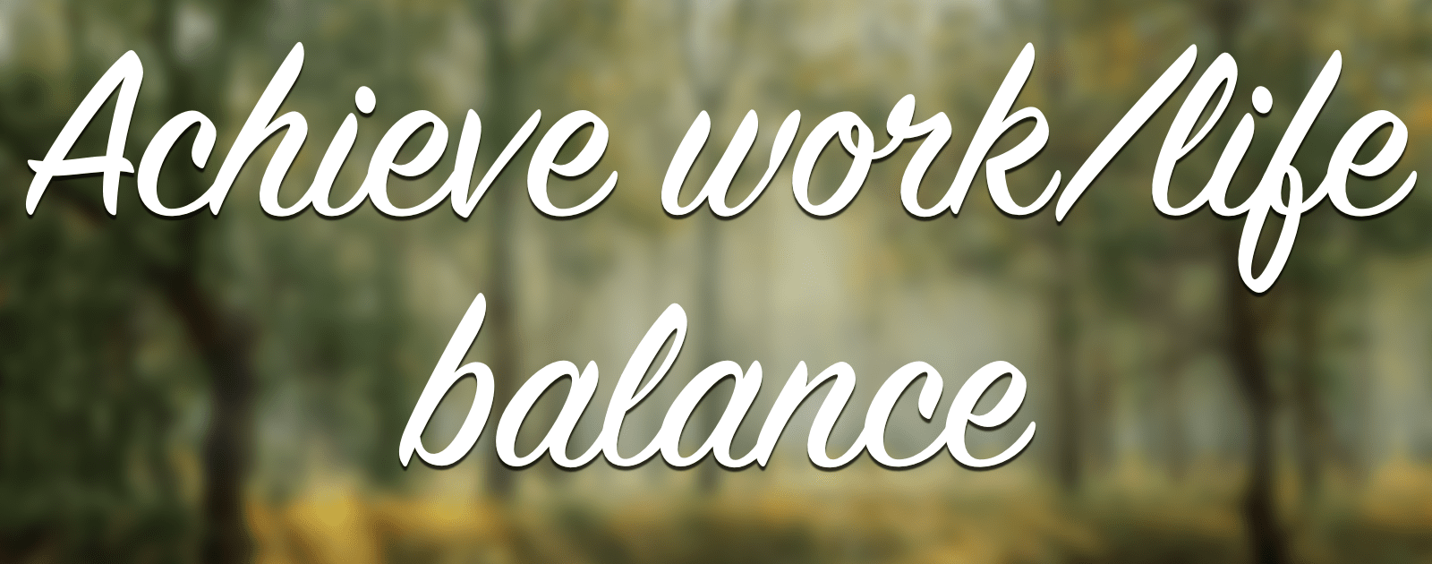 4 apps to help you achieve work life balance the mac observer - Work Life Balance Tips Creating A Quality Work Life Balance