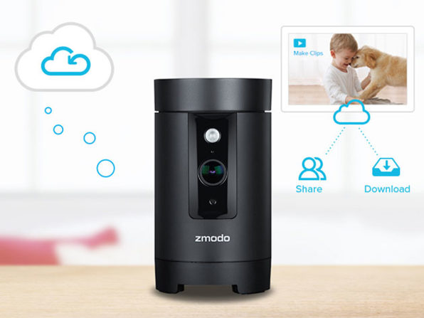 Zmodo Pivot 1080p Wireless All-in-One Security Camera System: $74.99